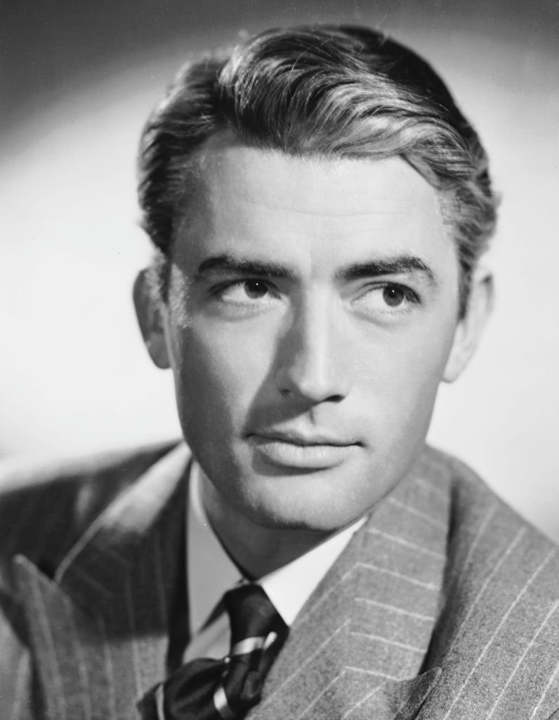 Portrait of Gregory Peck in 1945   Photo: Getty Images