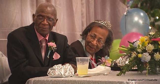 Un couple marié depuis plus de 80 ans partage le secret de leur long mariage