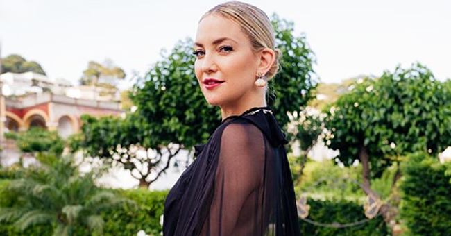 Kate Hudson's Fans Say Her Daughter's Name Means 'Queen' in Hindi (Photo)
