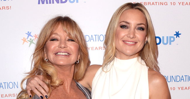 Kate Hudson Shares Adorable New Photo of Her Baby-Daughter Wearing 'Tulle'