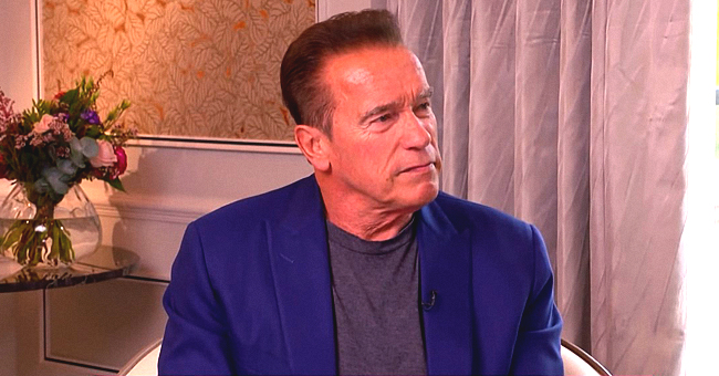 Arnold Schwarzenegger Reveals He Feels 50 Rather Than 72 as He Promotes 'Terminator: Dark Fate'