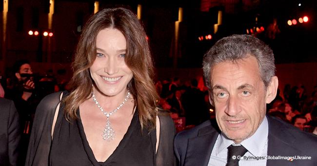 Nicolas Sarkozy : l'adorable réaction de sa fille de 7 ans à son retour à l'Elysée