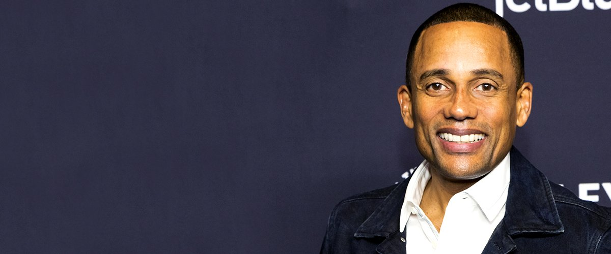 Hill Harper Is Raising His Son as a Single Dad — inside the Actor's Adoption Journey