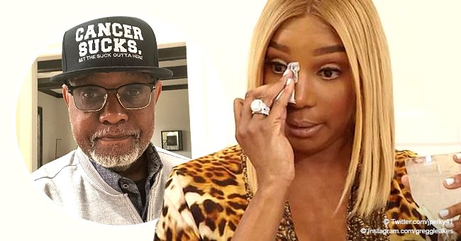 NeNe Leakes bursts into tears, reveals her struggles as a caregiver to cancer-stricken husband