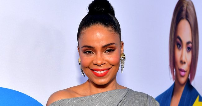 'Love & Basketball' Star Sanaa Lathan Celebrates World Afro Day — Check Out the Throwback Pic