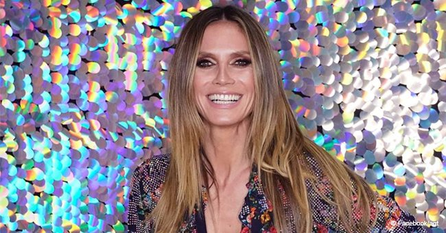 Heidi Klum finally breaks silence over her America's Got Talent exit