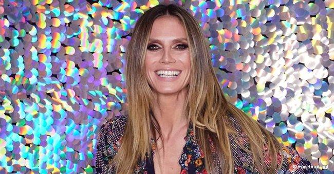 Heidi Klum finally breaks silence over her America's Got Talent exit