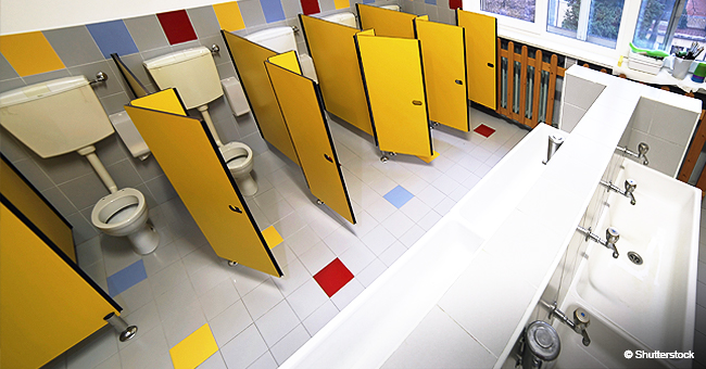 'Whites Only' Note Allegedly Found in GA High School Bathroom