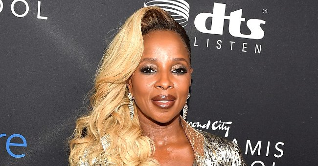 Mary J Blige Praised by Fans for Her Ageless Beauty in a New Selfie