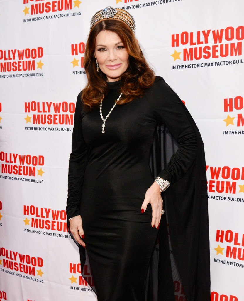 """Lisa Vanderpump at the red carpet of The Hollywood Museum's 7th annual """"REAL to REEL."""" 