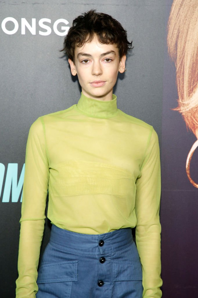 "Brigette Lundy-Paine at the ""Bombshell"" New York Screening at Jazz at Lincoln Center on December 16, 2019 
