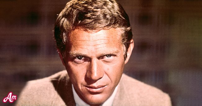 Hollywood, California: Close-up of actor Steve McQueen. Filed 3/1966.   Source: Getty Images