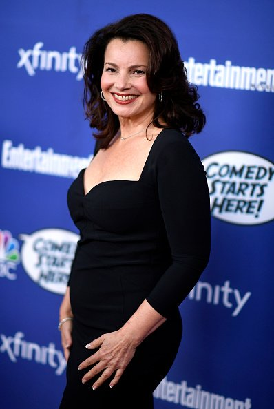 Fran Drescher at NeueHouse Hollywood on September 16, 2019 in Los Angeles, California | Photo: Getty Images