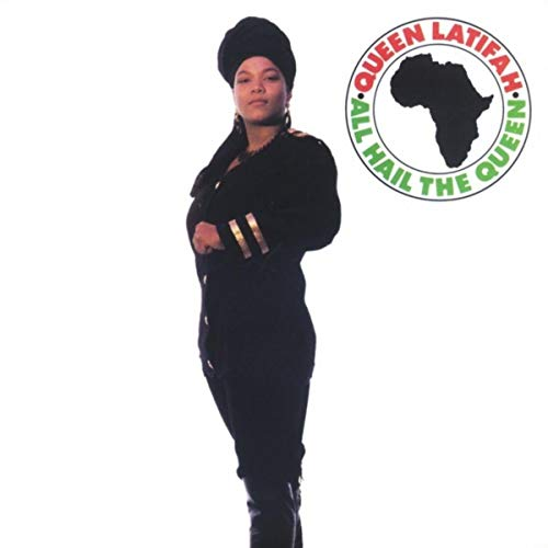"""Queen Latifah's iconic album """"All Hail the Queen""""/ Source: Wikimedia"""
