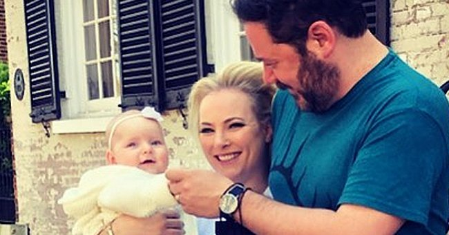 Meghan McCain Swings High with 'Little Daredevil' Liberty & Fans Declare Her Mom's 'Superpower'