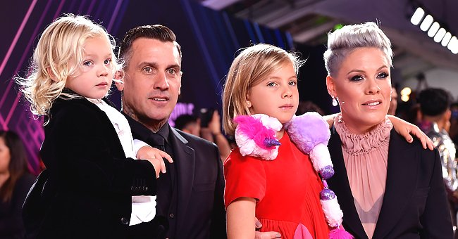 Pink's Son Jameson, 3, Rocks out to Led Zeppelin after Battling Coronavirus