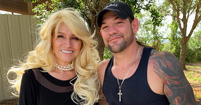 Beth Chapman Looks Good in a New Photo with Stepson Leland