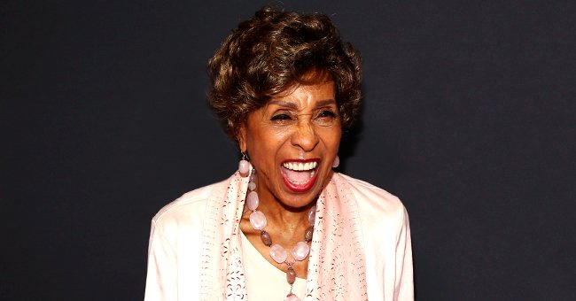 Marla Gibbs' Daughter Angela Shares New Photos with Mom after She Received Lifetime Achievement Award