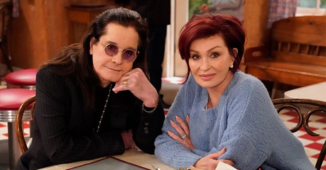 Sharon Osbourne Tests Positive for COVID-19 — 'The Talk' Host Reveals She Had Been Hospitalized