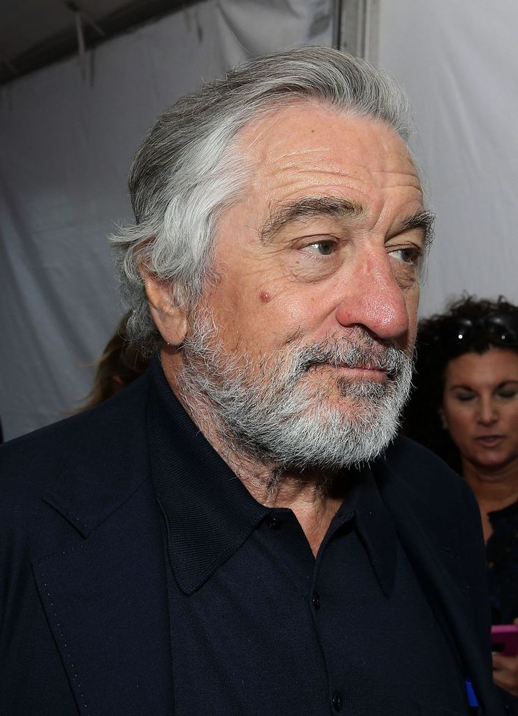 Robert DeNiro attends Hands Of Stone Premiere With DeLeon Tequila at SVA Theater on August 22, 2016 in New York City. | Source: Getty Images