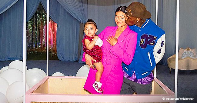 Kylie Jenner throws epic 1st birthday bash for her daughter complete with 'StormiWorld' theme park