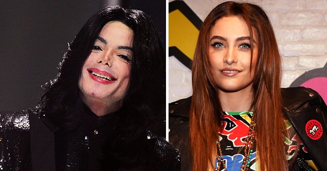Michael Jackson's Daughter Paris Gave Herself a Foot Tattoo While Quarantining in Her Home