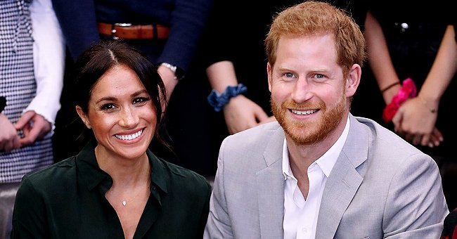 Lifetime's 3rd Movie on Prince Harry and Meghan Markle's Palace Exit Reportedly in the Works
