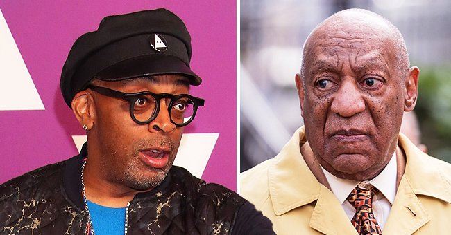 Spike Lee Claims Bill Cosby Jacked Ideas from 'School Daze' for 'Different World'