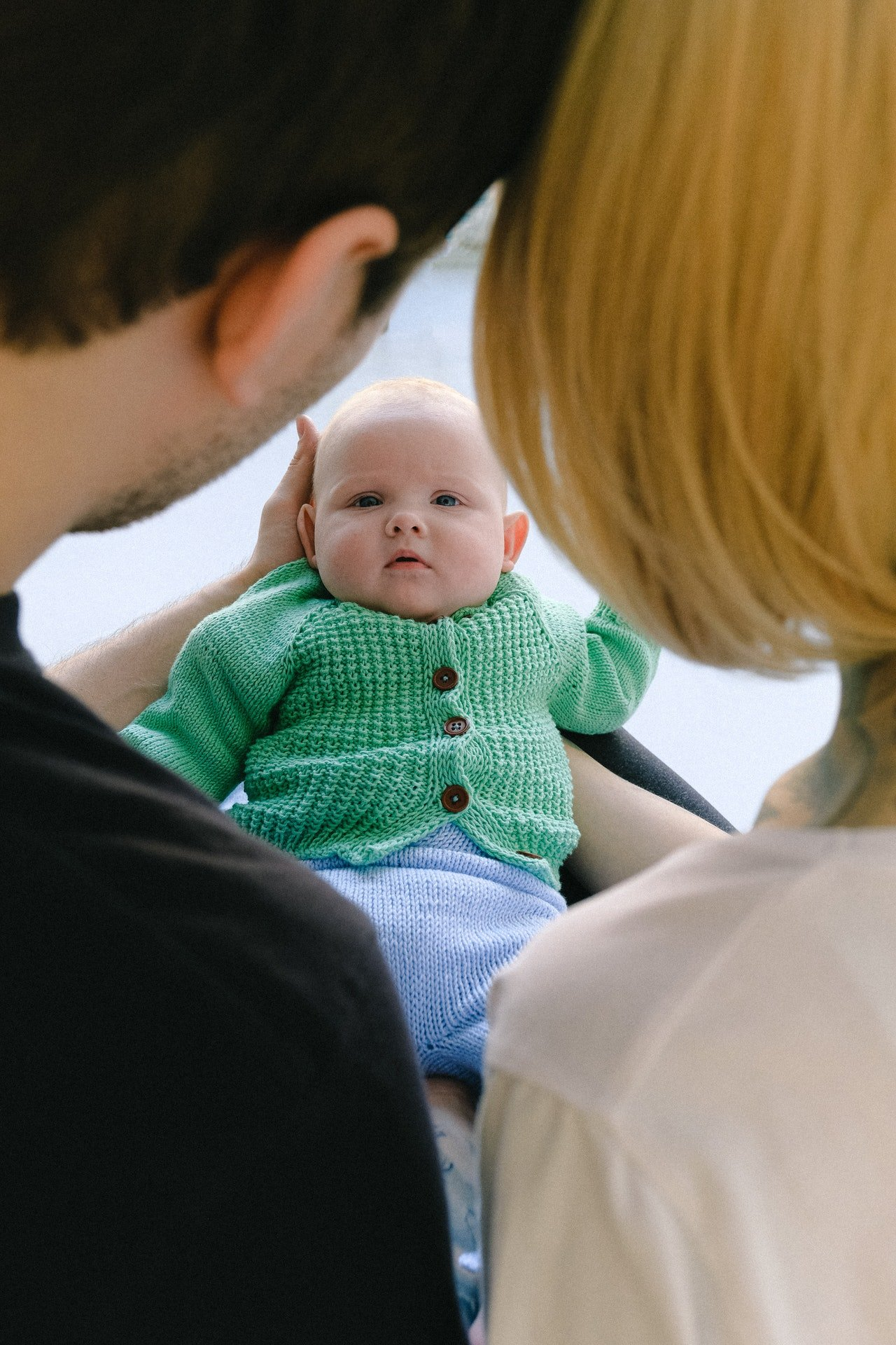 They had a boy, but Ella wouldn't call him by his real name. | Source: Pexels