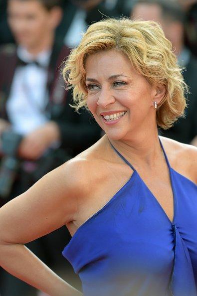"""Corinne Touzet assiste à la projection de """"The Traitor"""" au 72ème Festival de Cannes le 23 mai 2019   Photo   Getty Images"""