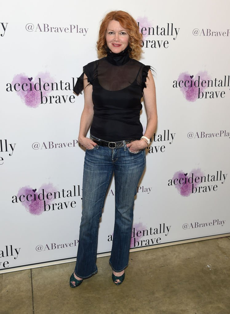 "Allison Smith attends the ""Accidentally Brave"" Opening Night. 