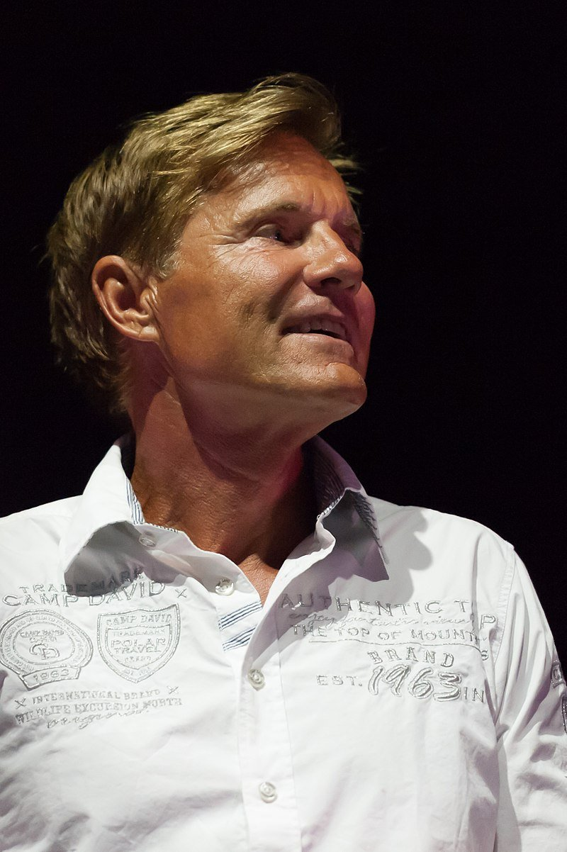 Dieter Bohlen, Stadthalle Wien, 2014 | Quelle: Wikimedia Commons