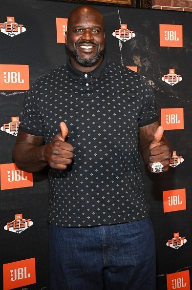 Shaquille O'Neal at Caesars Palace on October 9, 2019 in Las Vegas, Nevada. | Photo: Getty Images