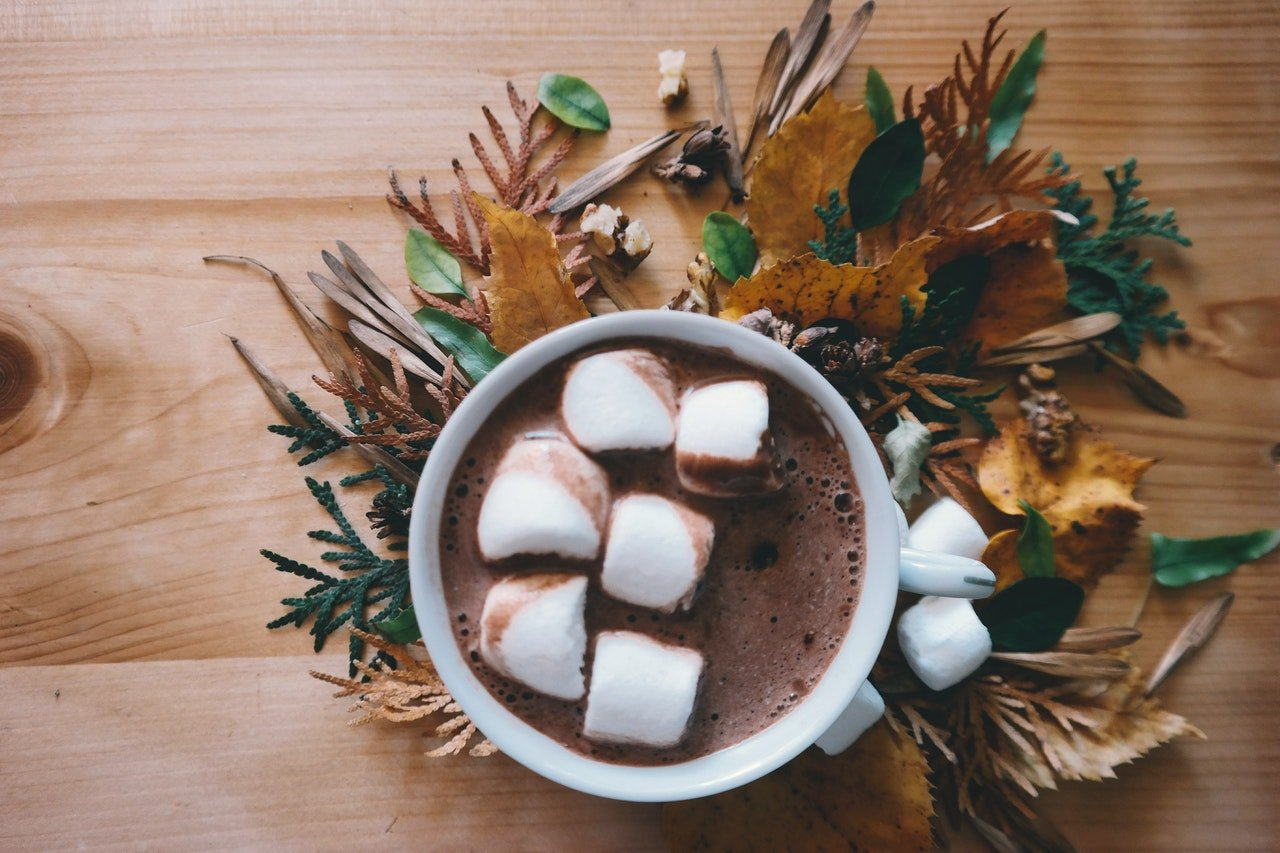 Photo of a hot chocolate drink | Photo: Pexels