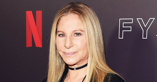 Barbra Streisand Enjoys Spending Time with Her Adorable Granddaughter Westlyn in a New Photo