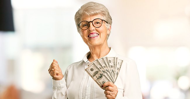 Daily Joke: An Older Lady Headed to the Bank