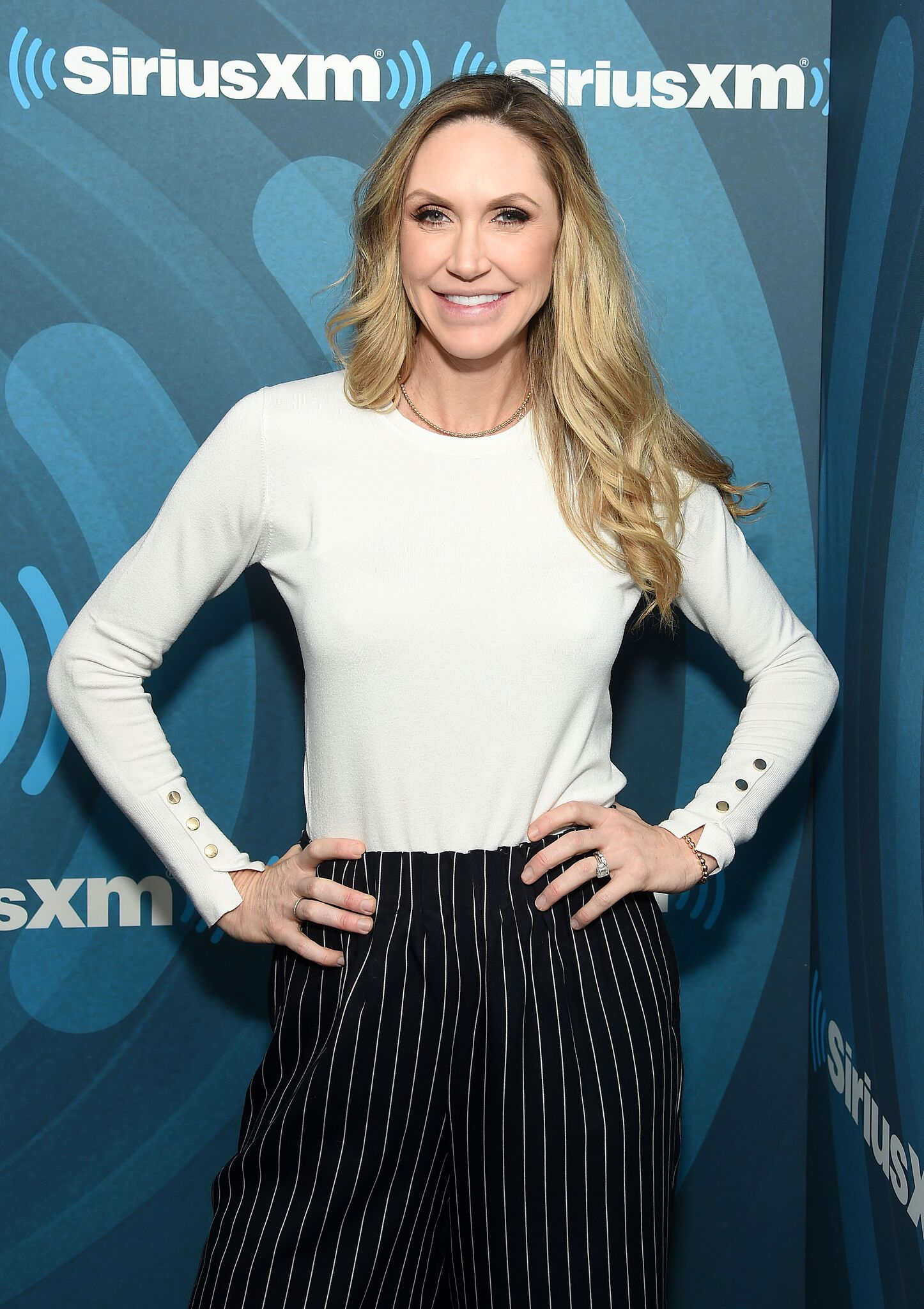 Lara Trump visits SiriusXM at SiriusXM Studios on March 28, 2019 | Photo: Getty Images