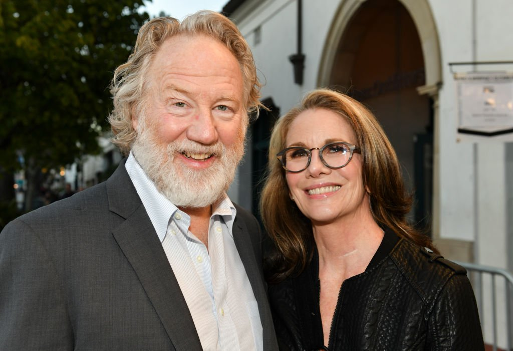 "Timothy Busfield and Melissa Gilbert at the 34th Annual Santa Barbara International Film Festival - ""Guest Artist"" Photo Call on February 07, 2019 