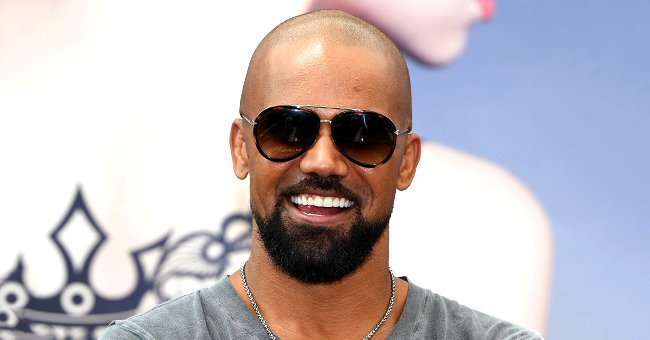 SWAT Star Shemar Moore's Salt and Pepper Look Has Fans Swooning