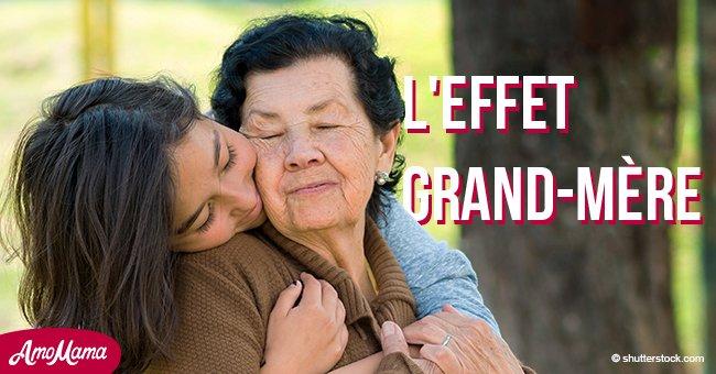 """Qu'est-ce que """"l'effet grand-mère""""? L'explication de la raison pour laquelle les grand-mères sont la meilleure chose dans la vie des enfants"""