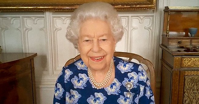 Queen Dons Eye-Catching Family Heirloom Brooch as She Praises NHS Volunteers during Video Call