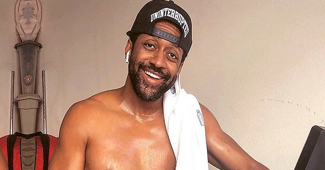 Jaleel White of 'Family Matters' Shows off Fit Figure after Quarantine Workout