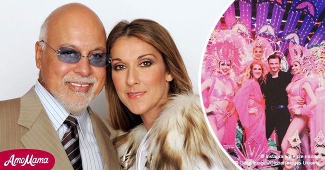 Céline Dion admits to having a 'handsome' younger man in her life and feeling sexier at 50