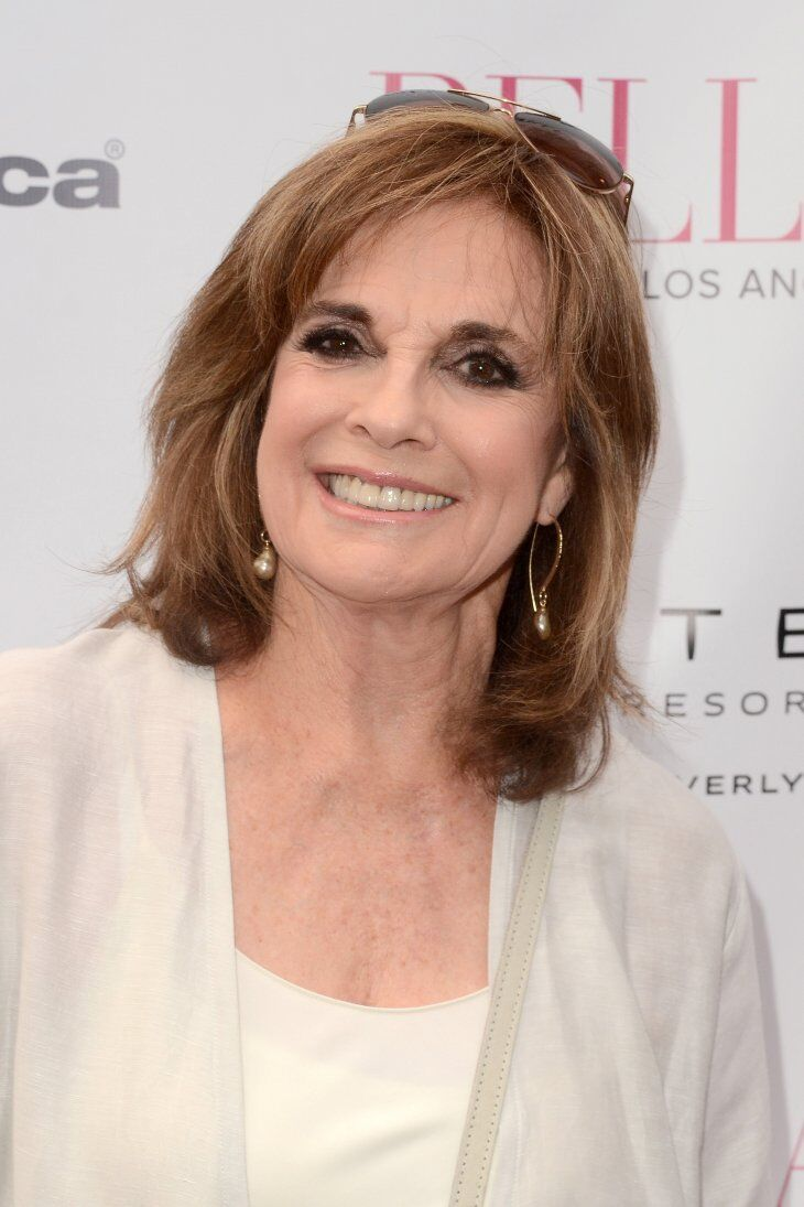 Linda Gray at the BELLA Los Angeles Summer Issue Cover Launch Party. | Source: Shutterstock