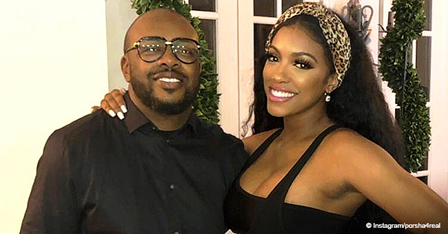 Porsha Williams Flaunts Post-Baby Body Weeks after Giving Birth
