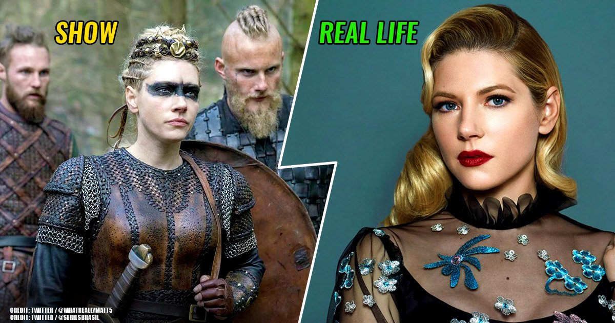 Vikings: The Real-life Partners Revealed