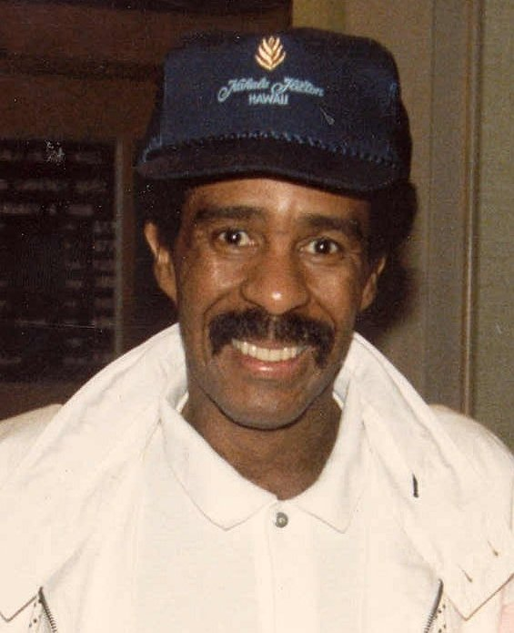 Richard Pryor at the Kahala Hilton Hotel in 1986 | Source: Wikimedia Commons