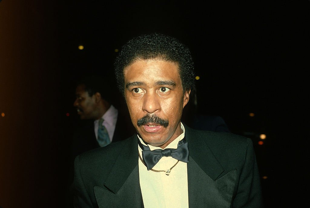 Richard Pryor is photographed at 'Night of 100 Stars' | Photo: Getty Images