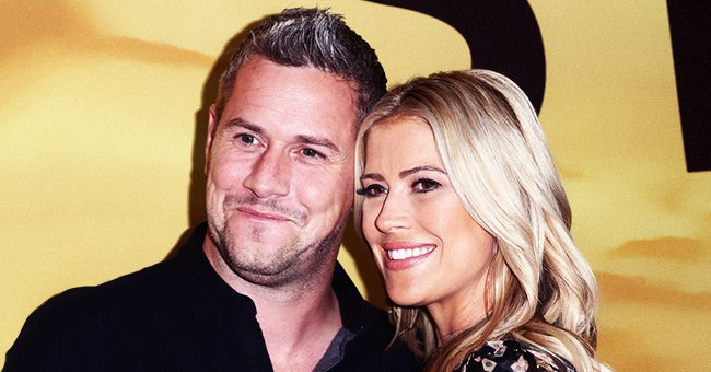Christina Anstead from 'Flip or Flop' Melts Hearts with Adorable Photo of Baby Hudson as He Turns 3 Months