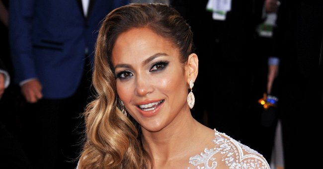 J-Lo, 51, Flaunts Killer Curves in a Skintight White Cut-Out Dress as She Wins New Award